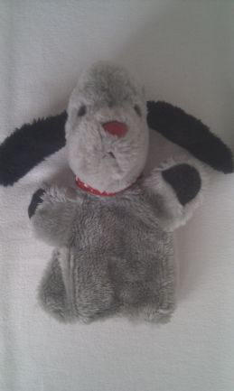 Vintage Rare 'Sweep' Patsy B Marketing Collectable Plush Hand Puppet